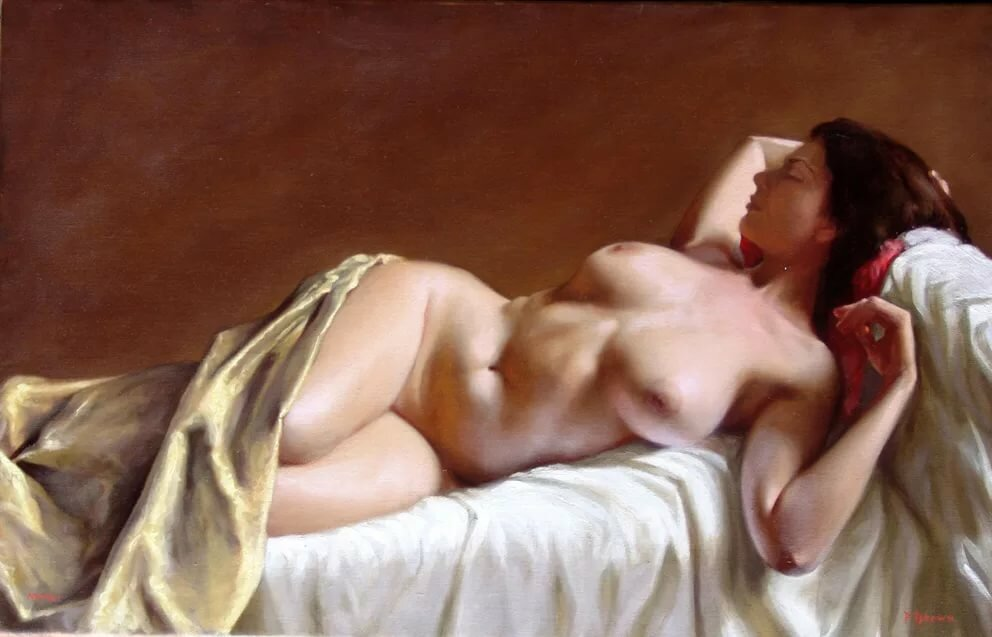Nude pret art spearritt nude