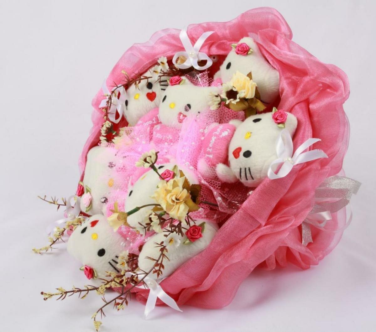Цветов херсоне, сайт букеты из игрушек