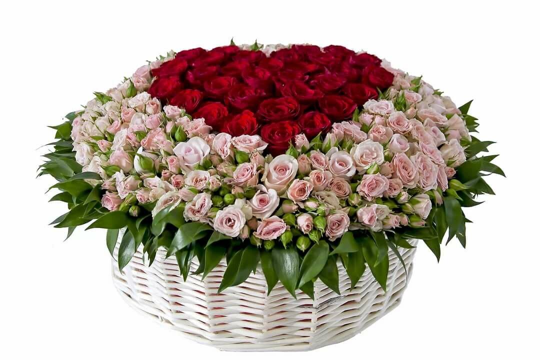 Букет самых красивых цветов фото
