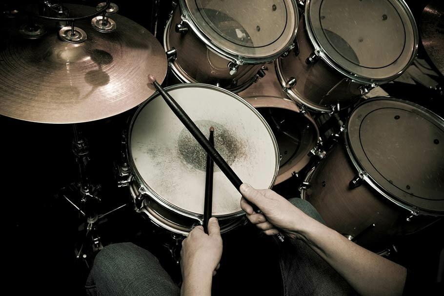 Прикольные картинки барабанами