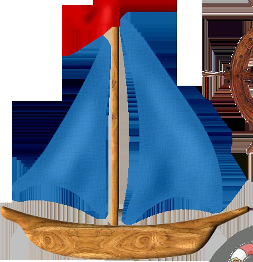 Картинка кораблика с парусами для детей