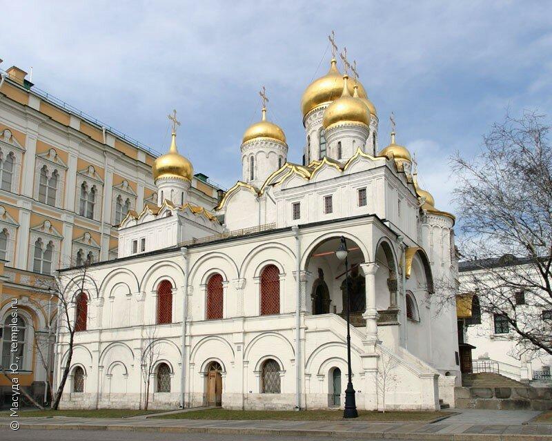 все картинки благовещенского собора в кремле закатала