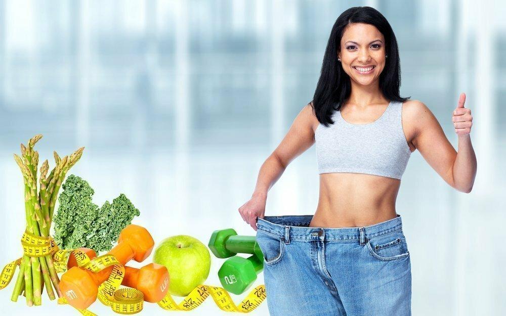 Как Создать Эффект Похудения. Эффективные способы похудения в домашних условиях