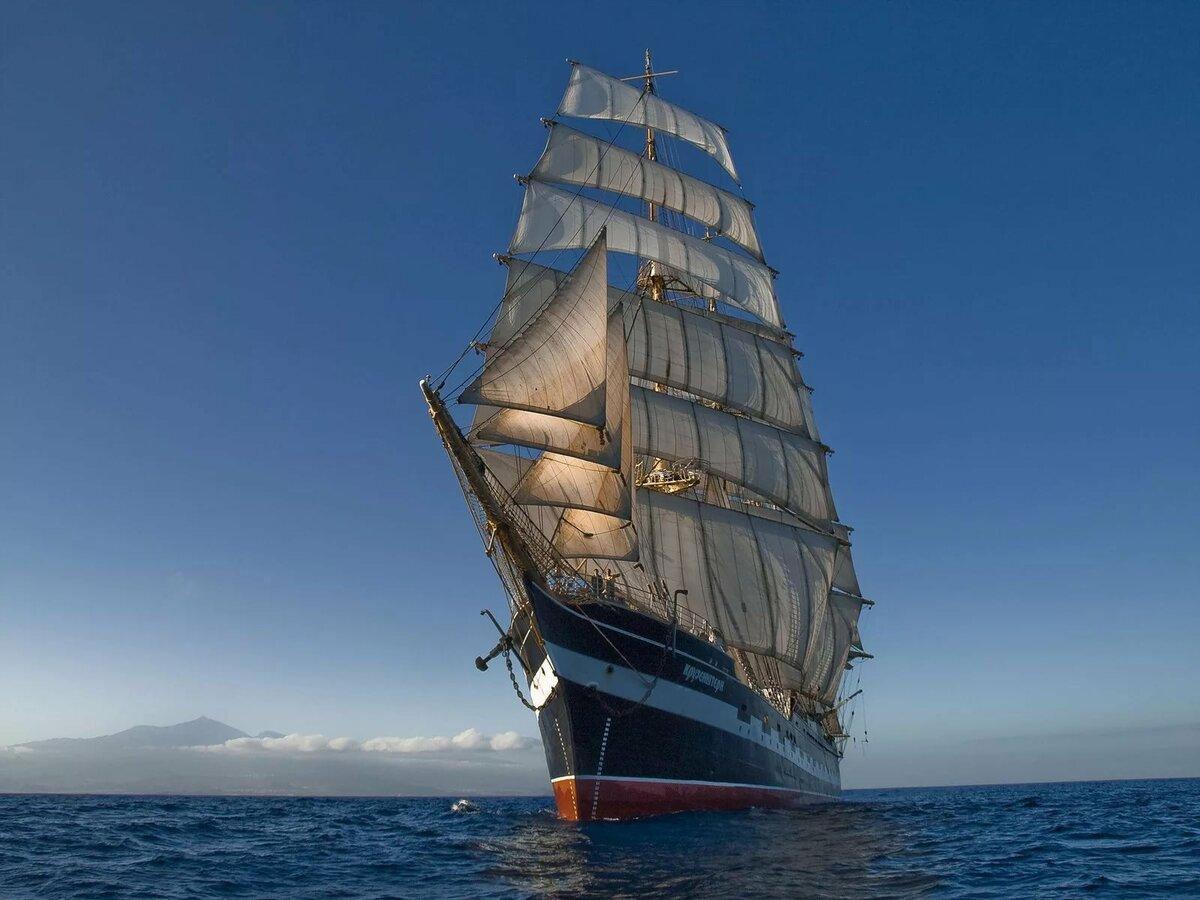Фото тематика корабли и паруса