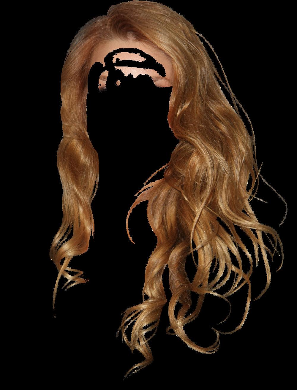 Картинка локон волос
