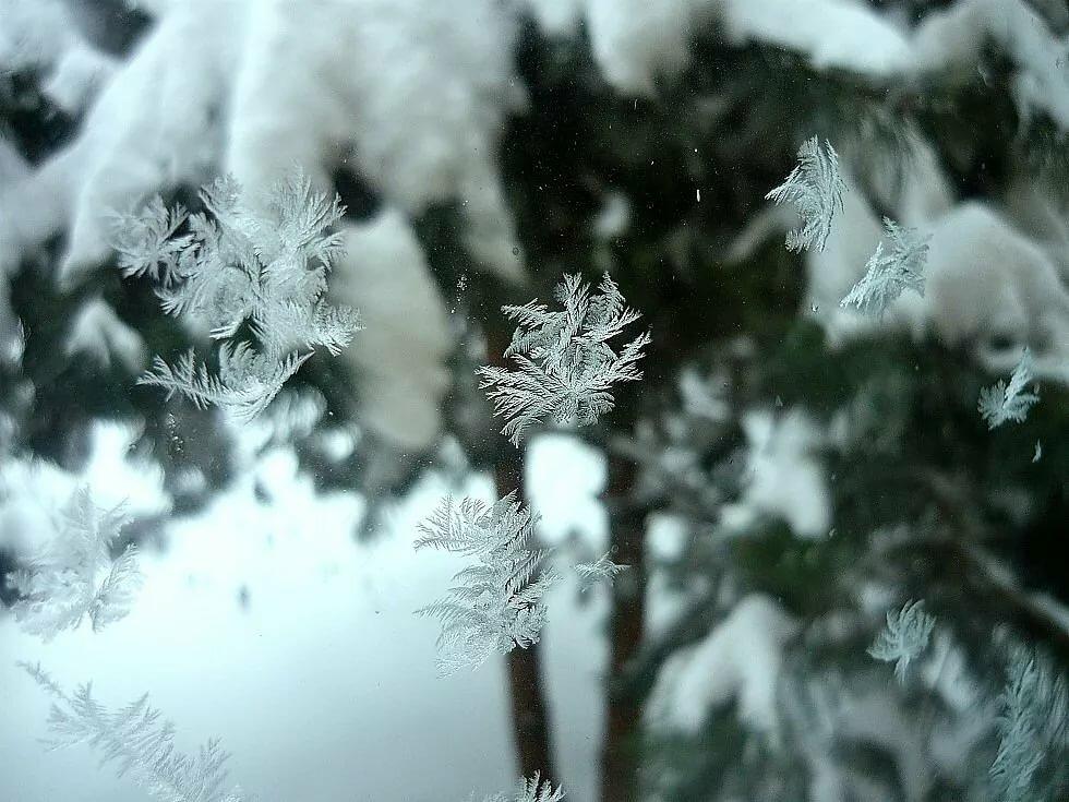 Картинки а снег идет а снег