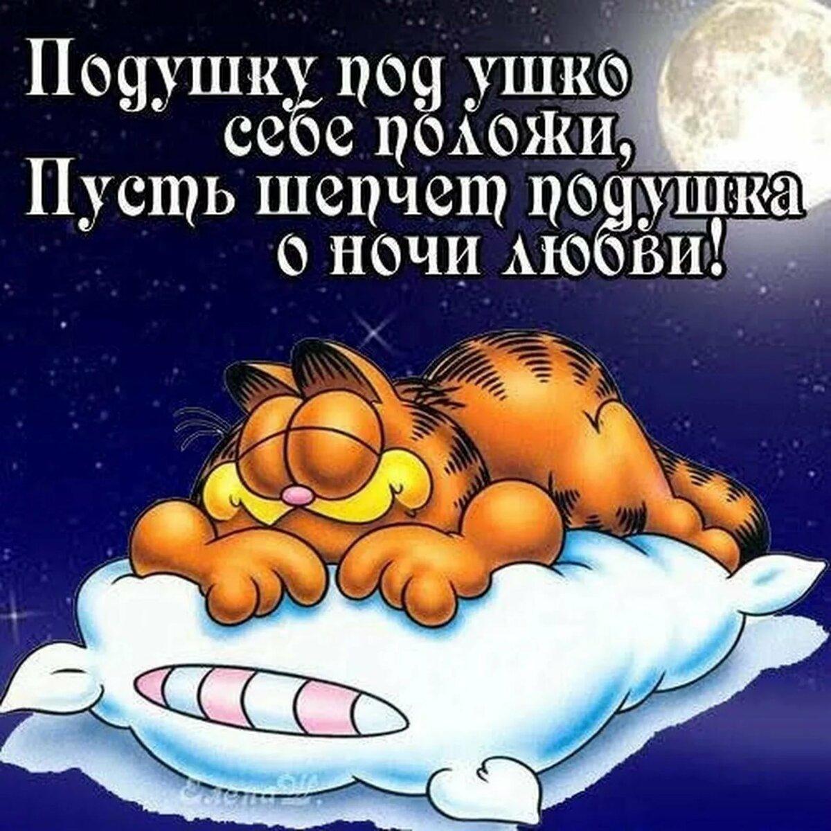 Мужчине пожелать спокойной ночи картинка