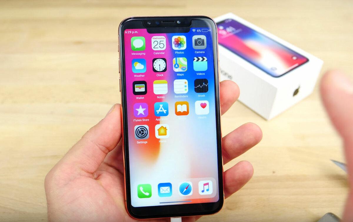 Копия iPhone X в Можайске