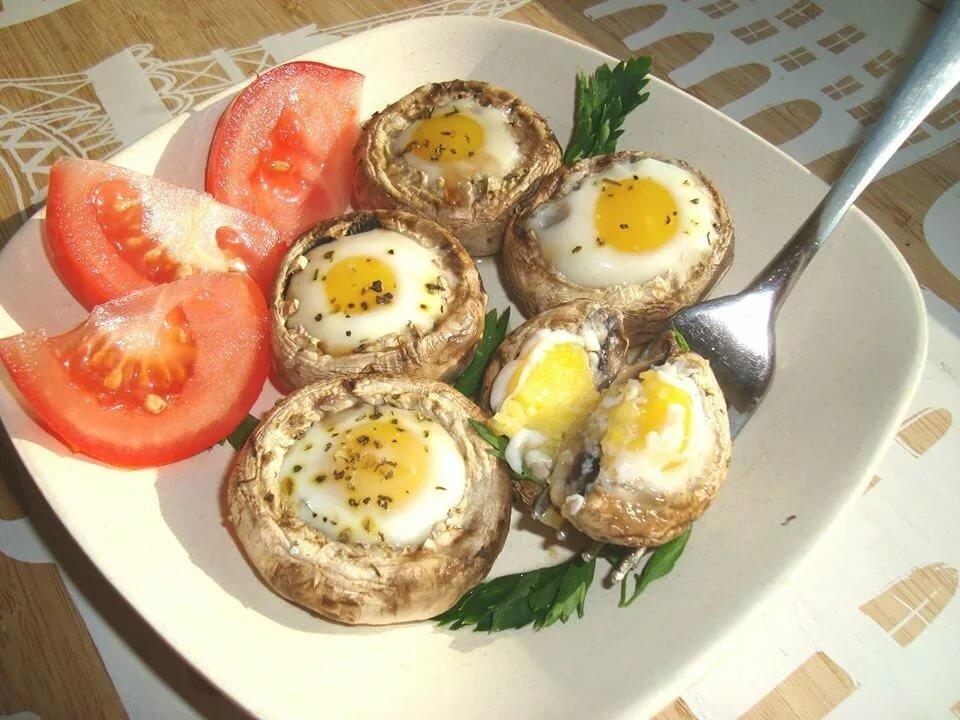 блюда из перепелиных яиц рецепты с фото красивый вид
