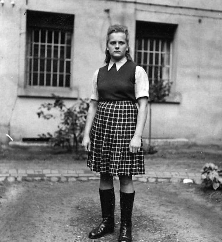 немецкие женщины, фашизм, зверства фашистов
