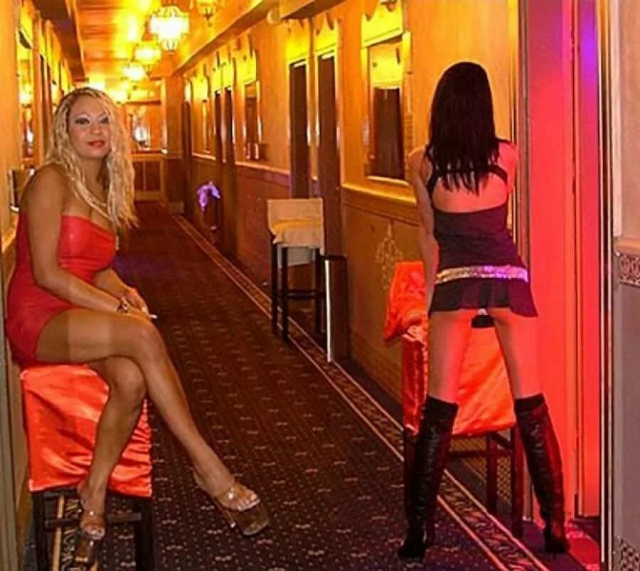 Legal prostitution europe
