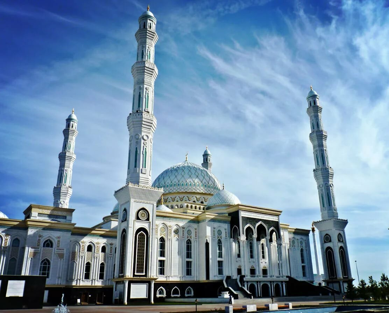 фотографию все мечети астаны картинки очень