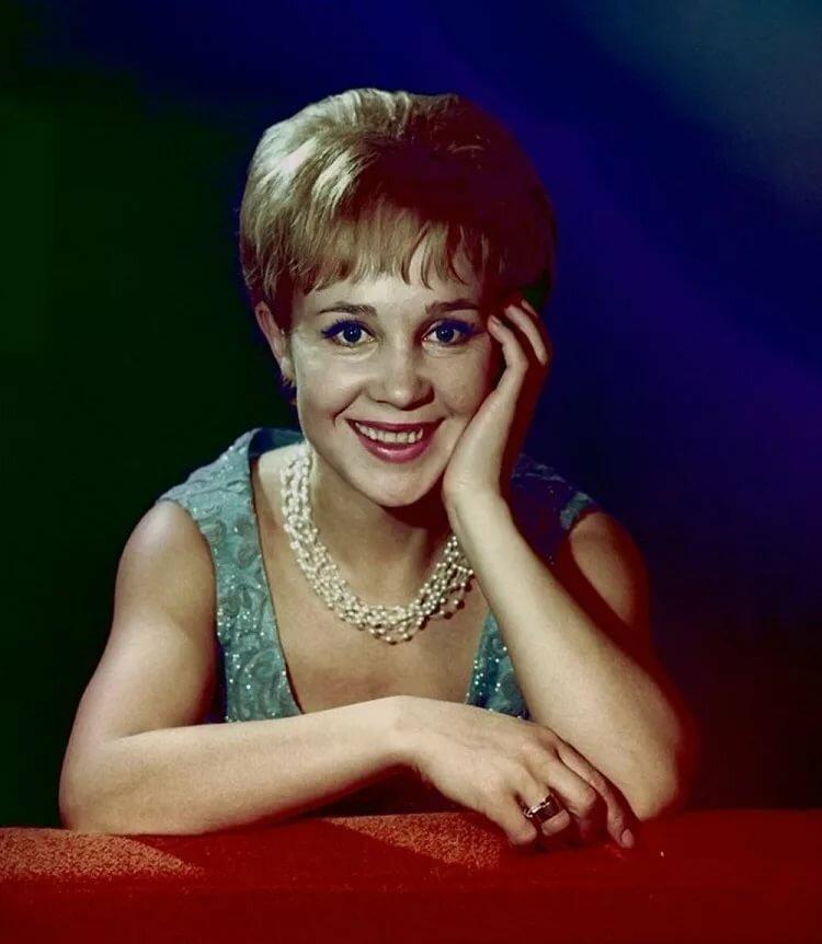 список с фото советских актрис