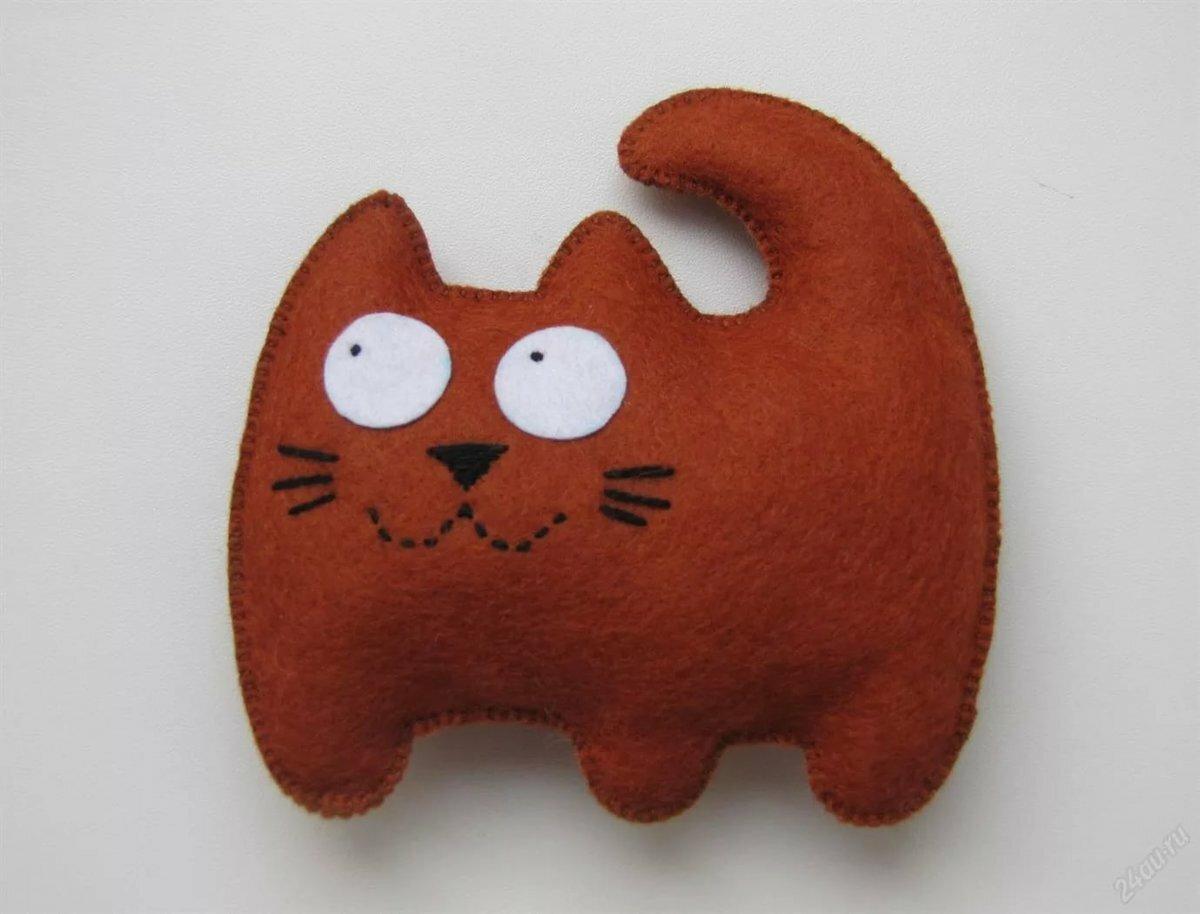 Картинки игрушек котиков своими руками