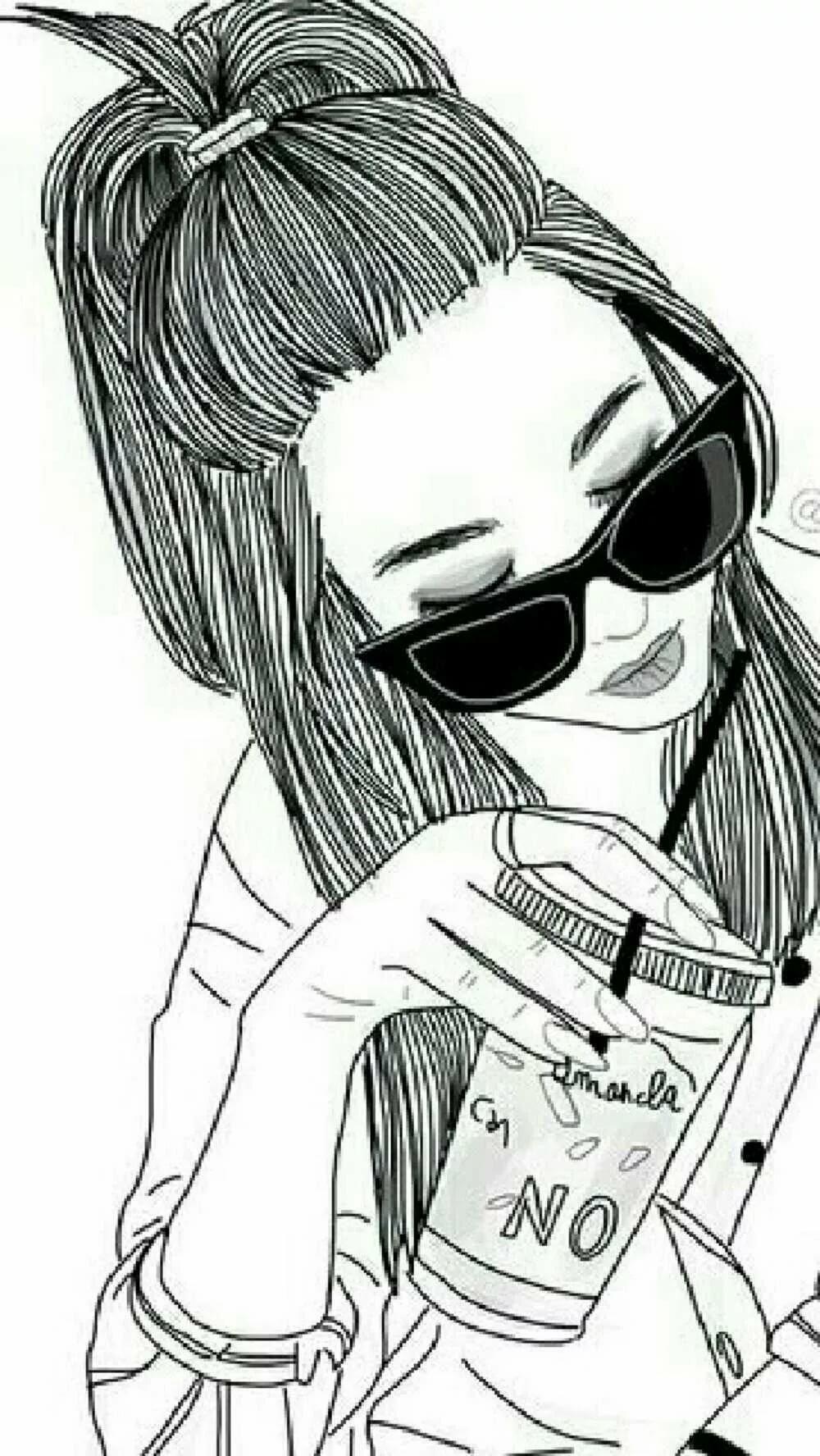 Открытка, крутые рисунки для личного дневника девочки