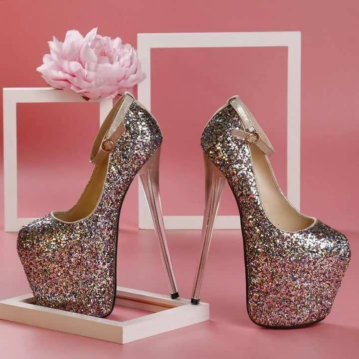 картинки про самые красивые туфли постель чуть