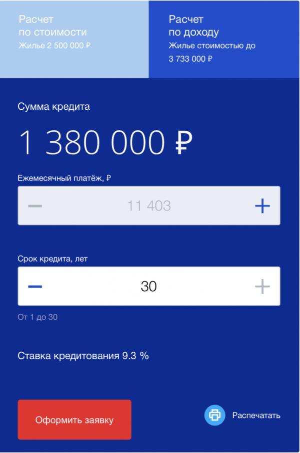 Калькулятор потребительского кредита в сбербанке в 2020 с досрочным погашением