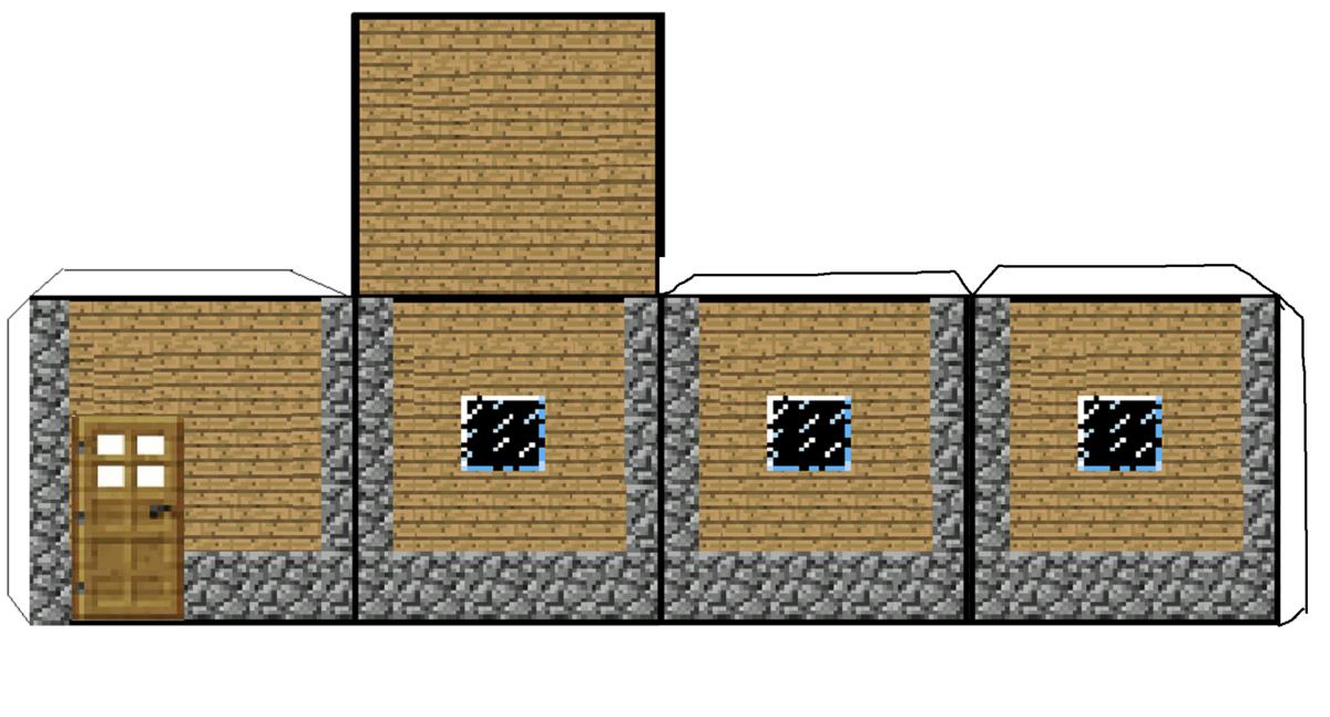 картинки из майнкрафта сделанными из блоков секция, находившееся