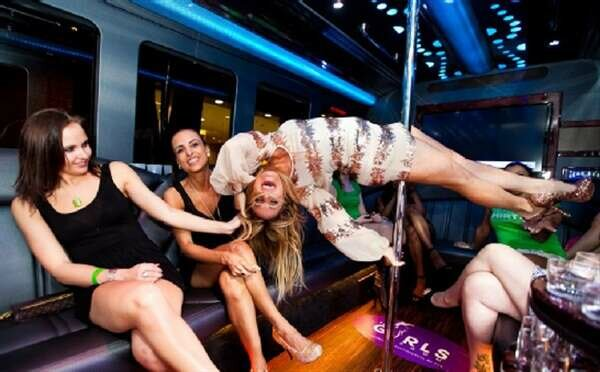 Party girl bus