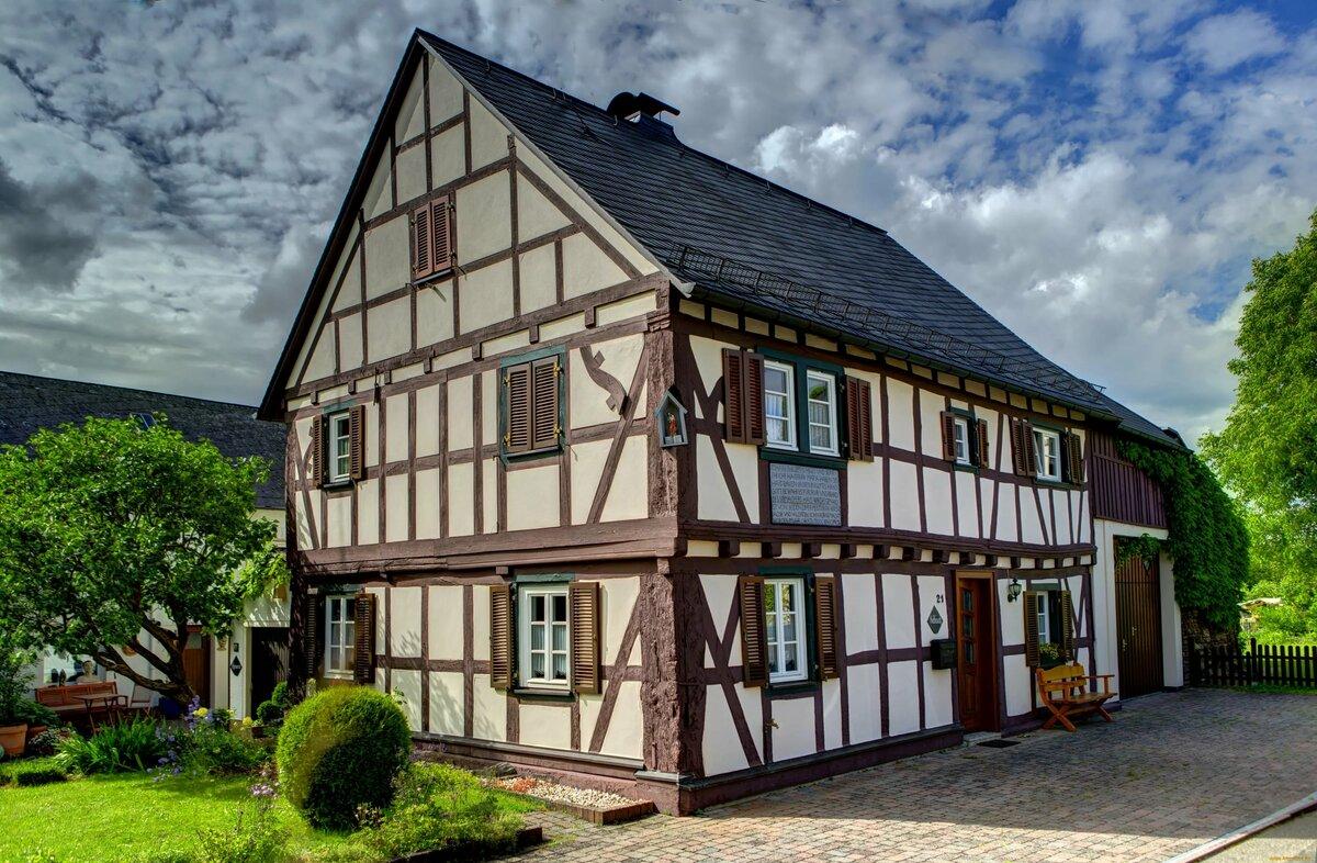 этого незадачливый традиционные немецкие дома фото сети