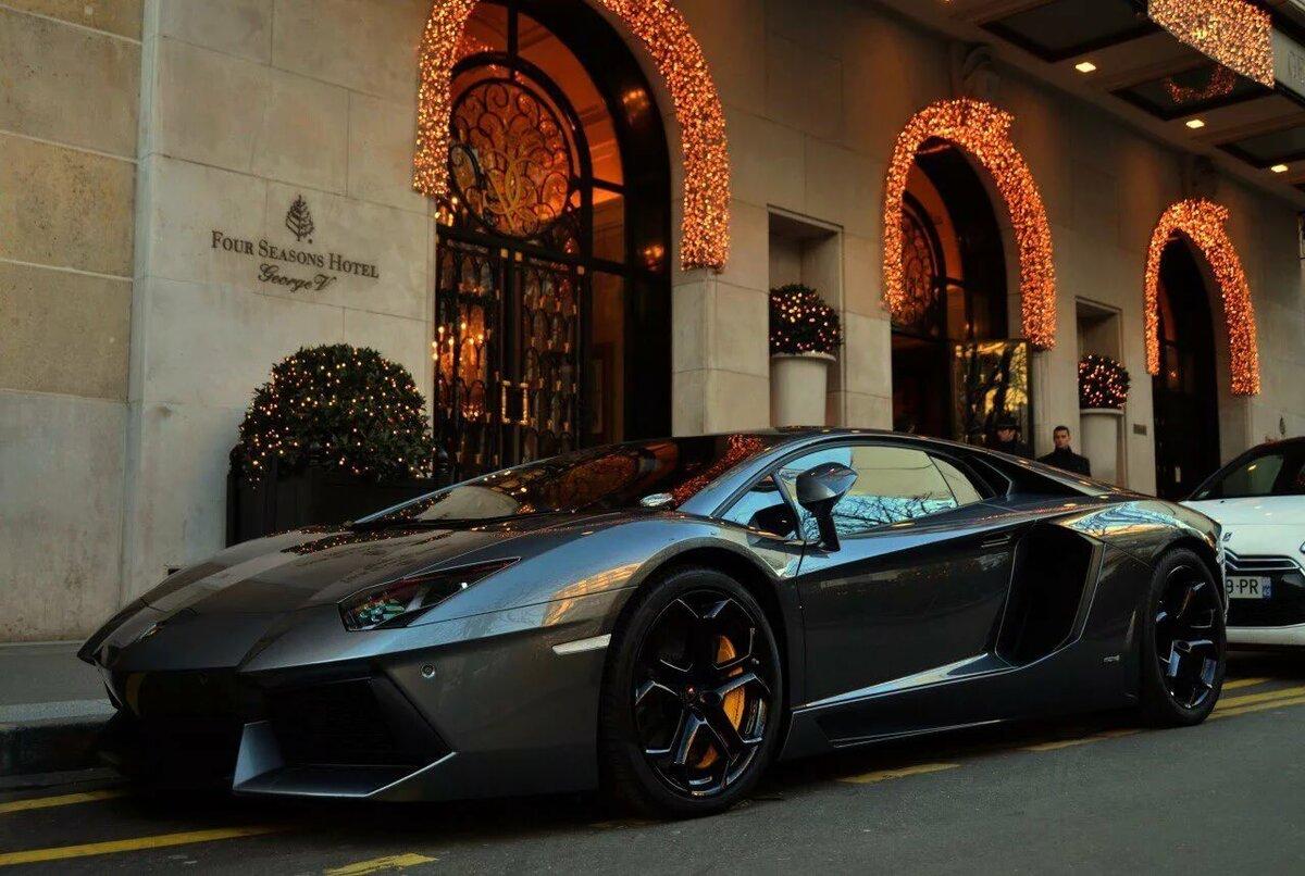 Фото машин для богатых