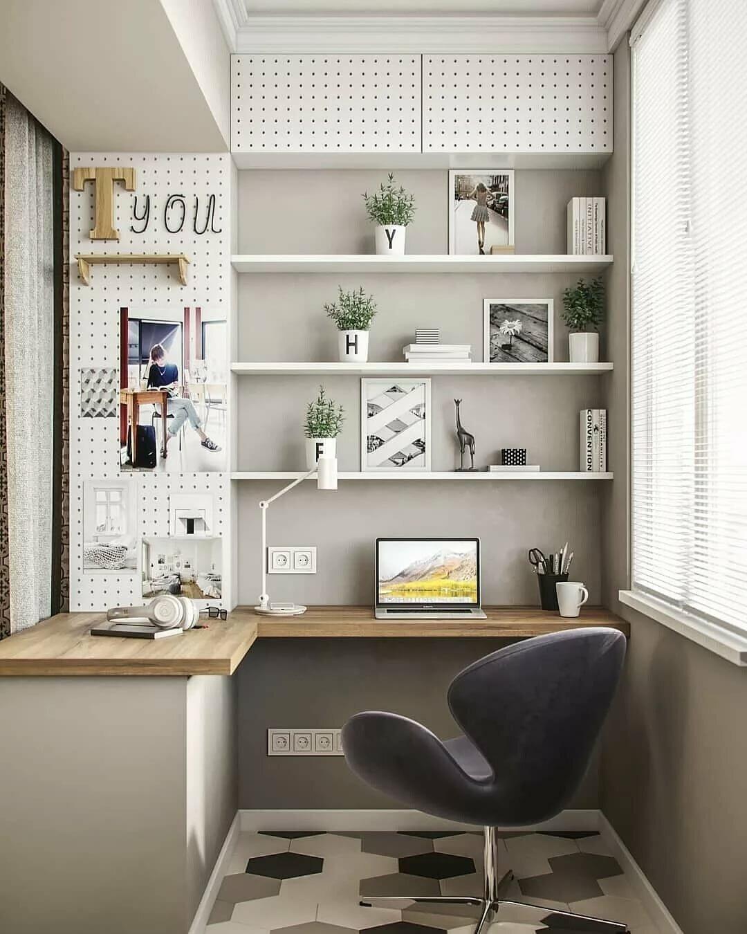букет балкон кабинет дизайн фото точка зрения