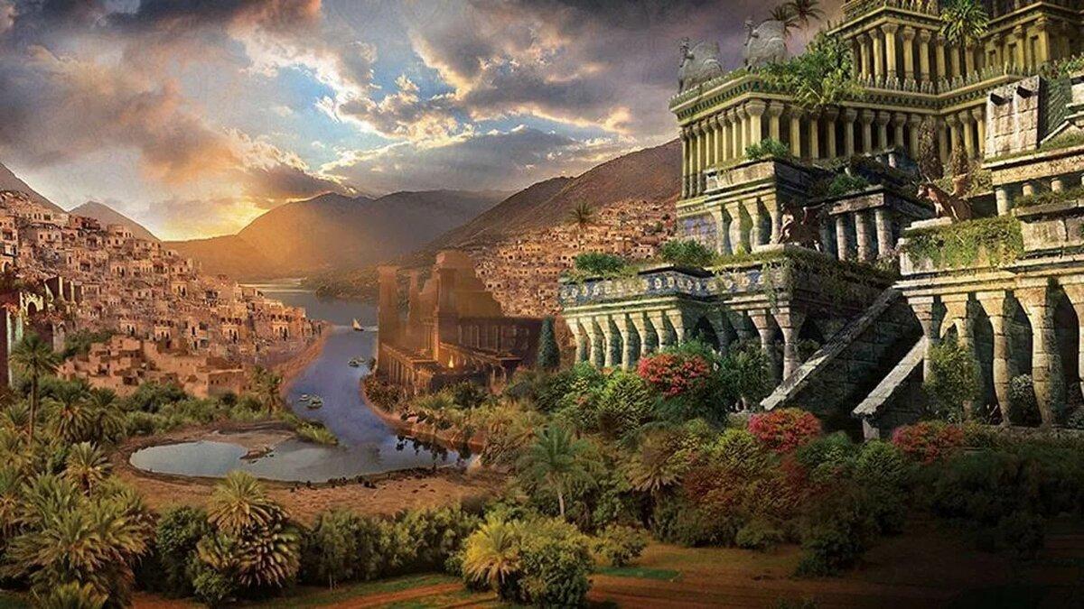 теперь картинка древний мир природа как открыть