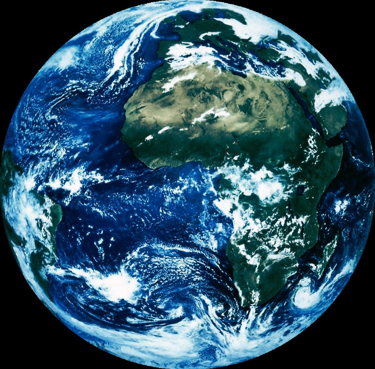 Картинка земли для презентации