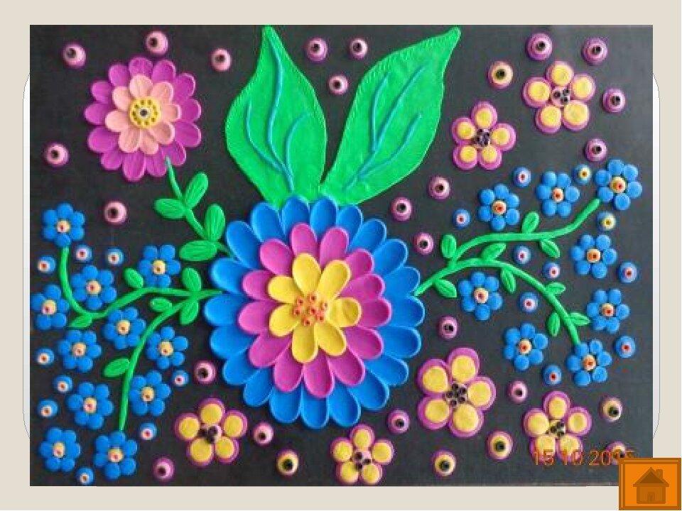 них можно пластилинография фото цветы садовые древнейших логотипов