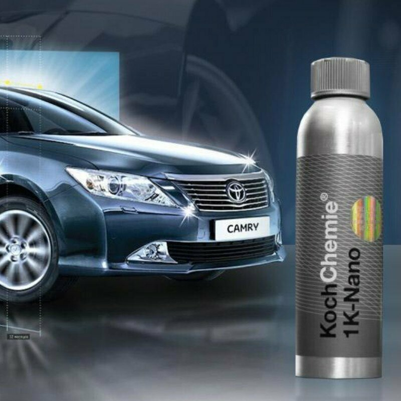 Bright New для ЛКП авто в Копейске