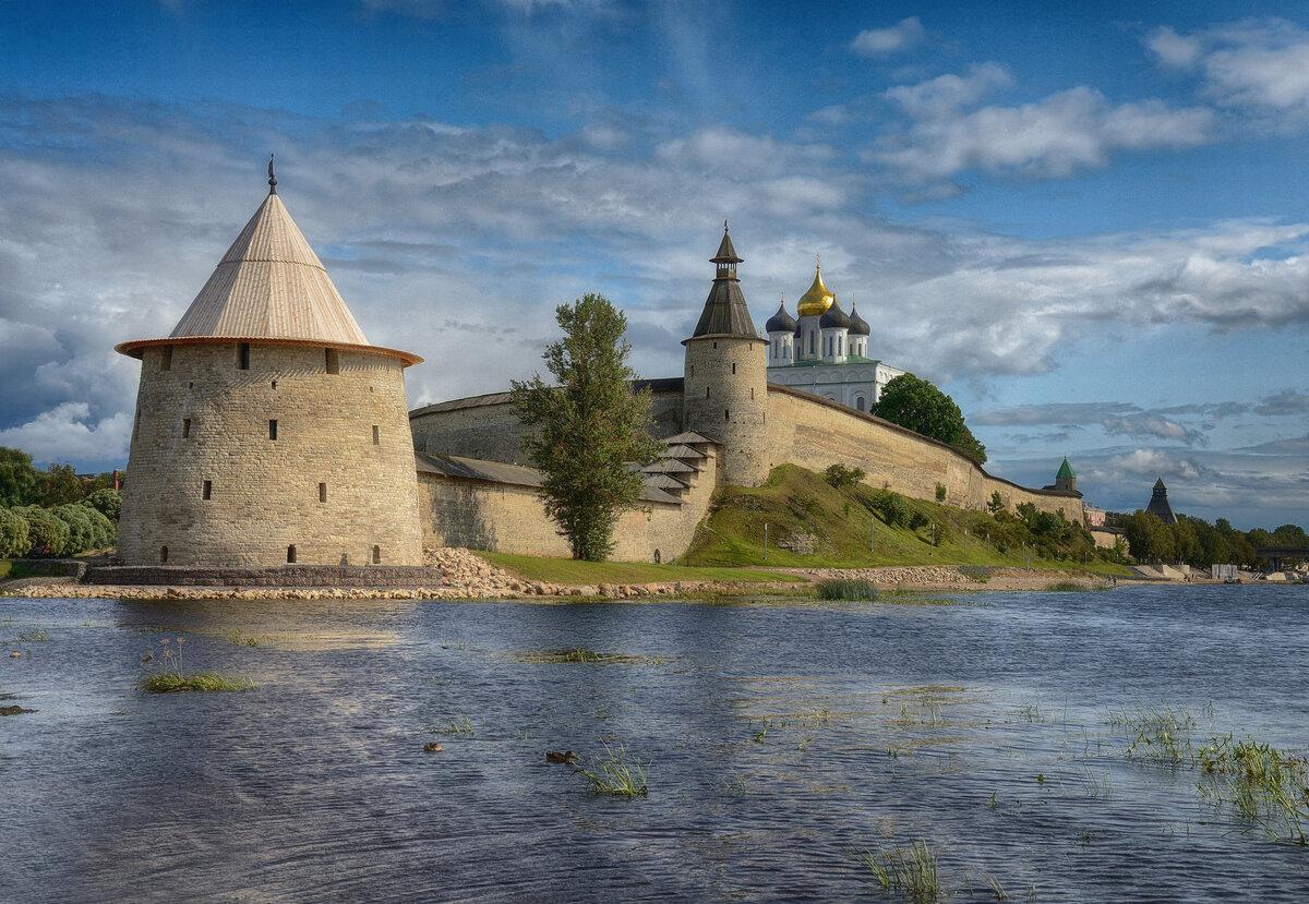 псковский кремль описание и фото блог один самых
