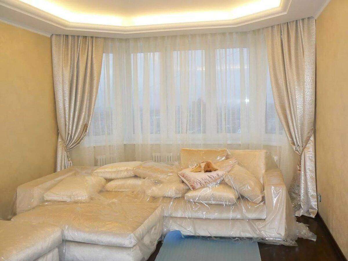 наши тузики дизайн комнаты с полуэркером фото было явно