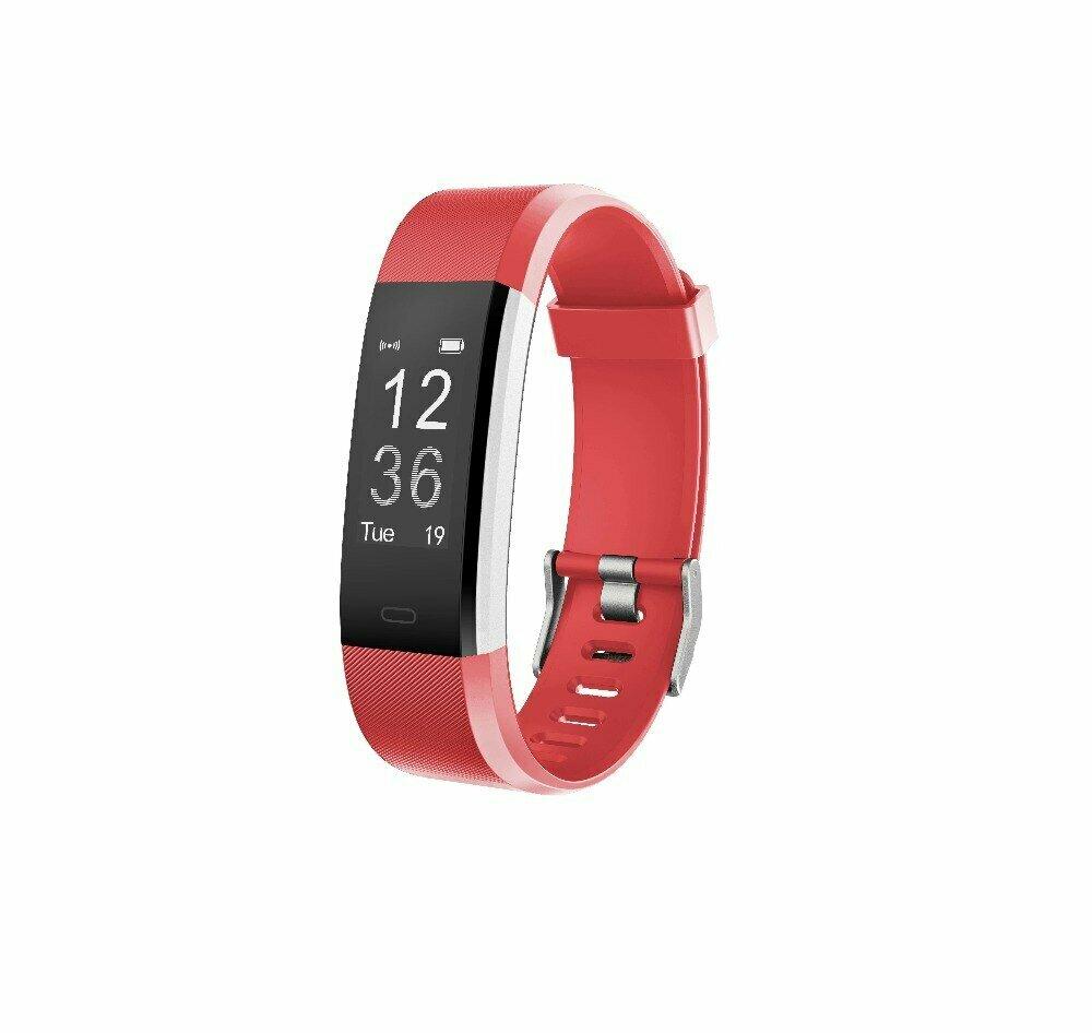 Фитнес-браслет Smart Bracelet 115 Plus в Рудном