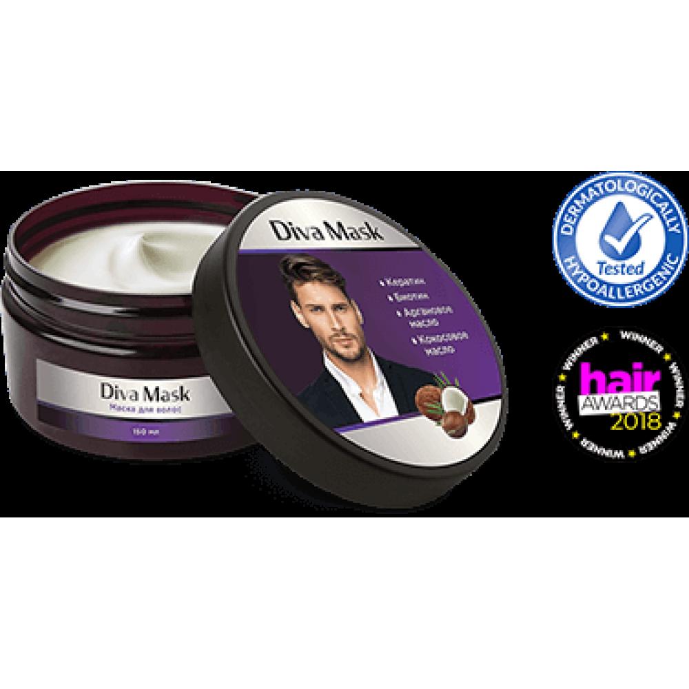 Diva Mask для укрепления и здоровья волос в Североморске