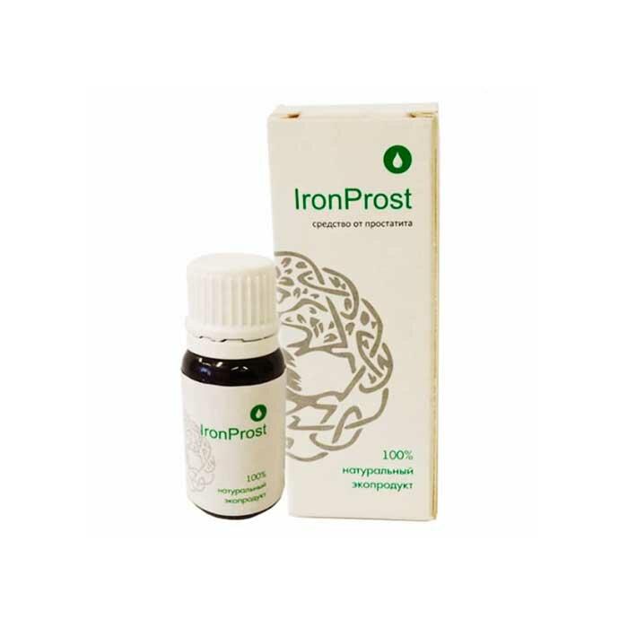 IronProst от простатита в Рязани
