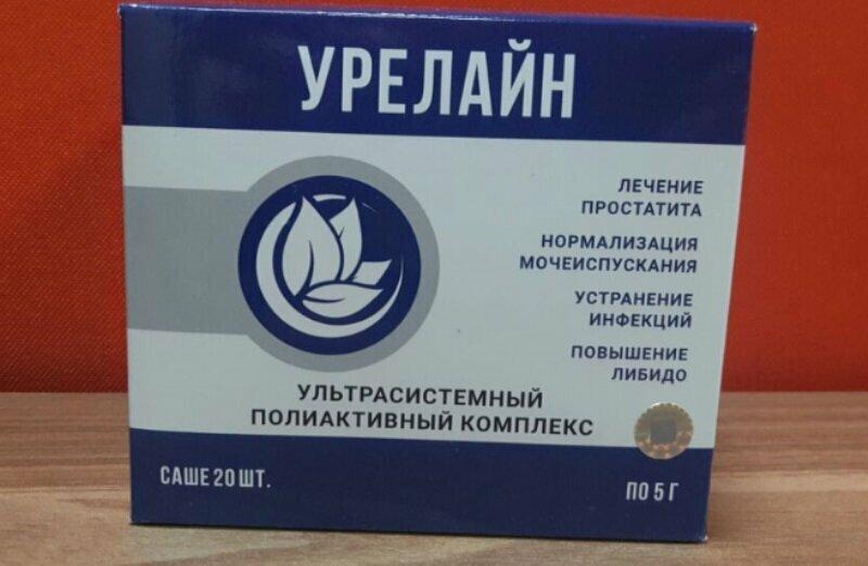 Урелайн - для потенции в Серпухове