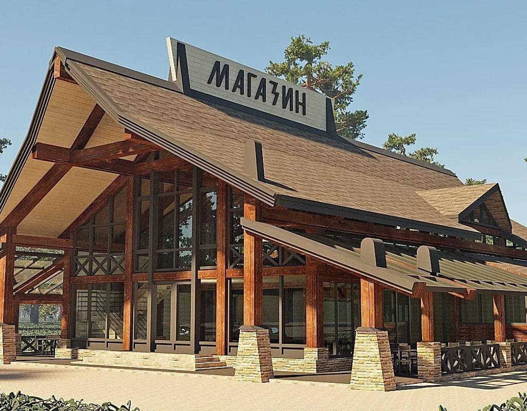 этого фото деревянных кафе комплексного фотообслуживания проведение