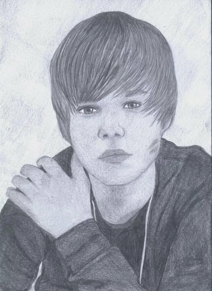 Рисунки мальчиков подростков