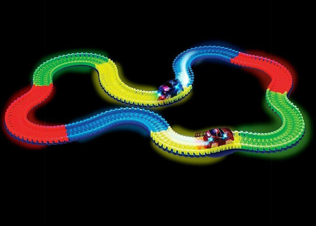 Magic Tracks - волшебные гонки в Белокурихе