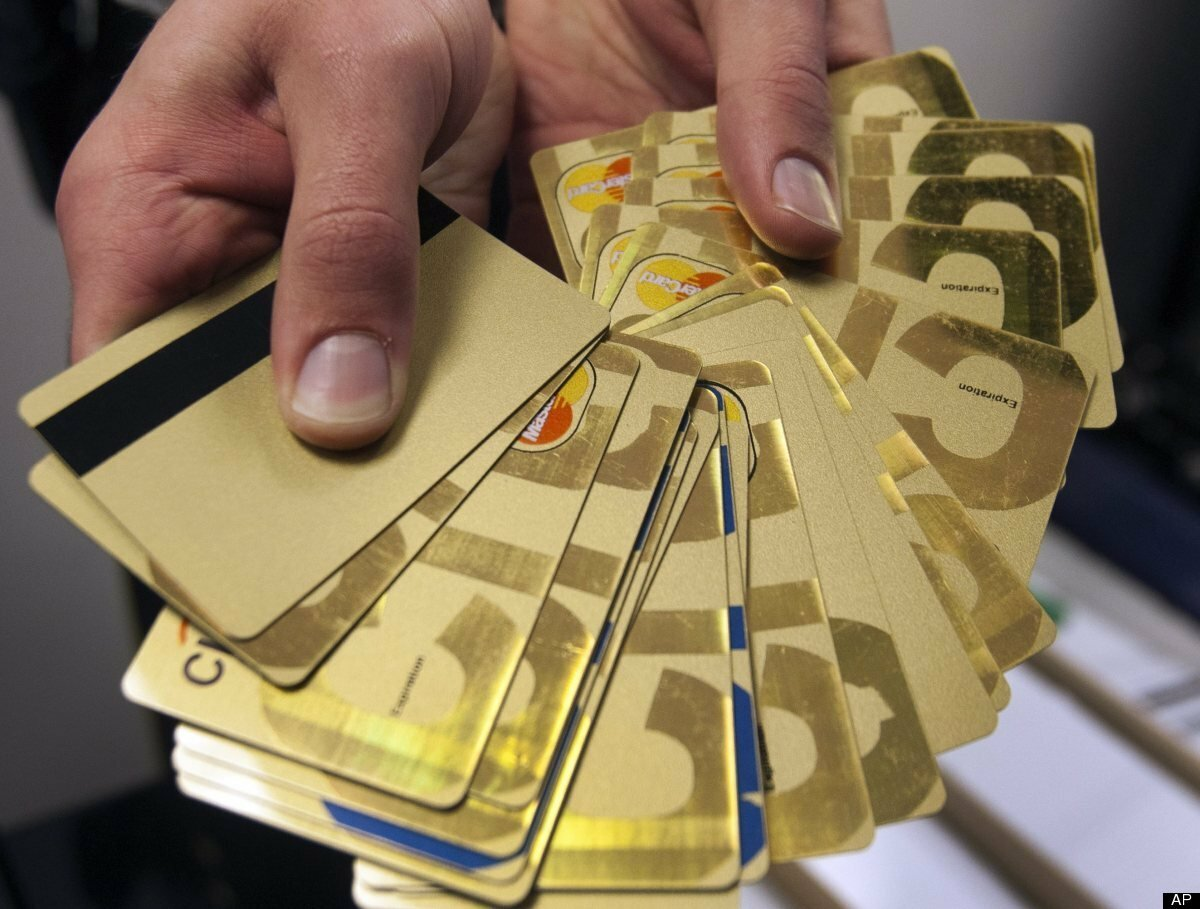 продажа кредитных карт