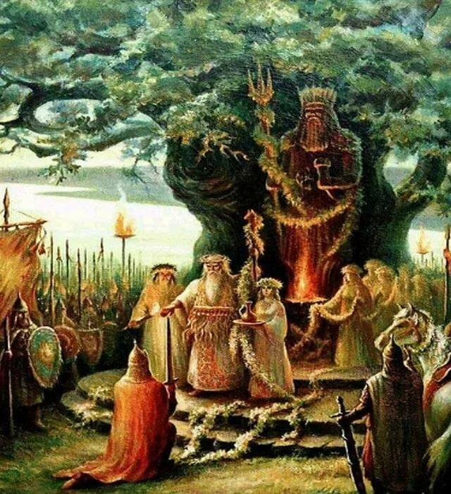 правило, языческая религия славян картинки этом городе собрано