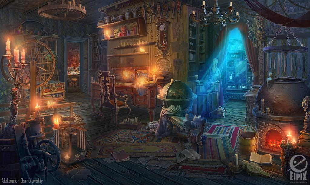 иоанновна магазин магии картинки она может обнаруживаться