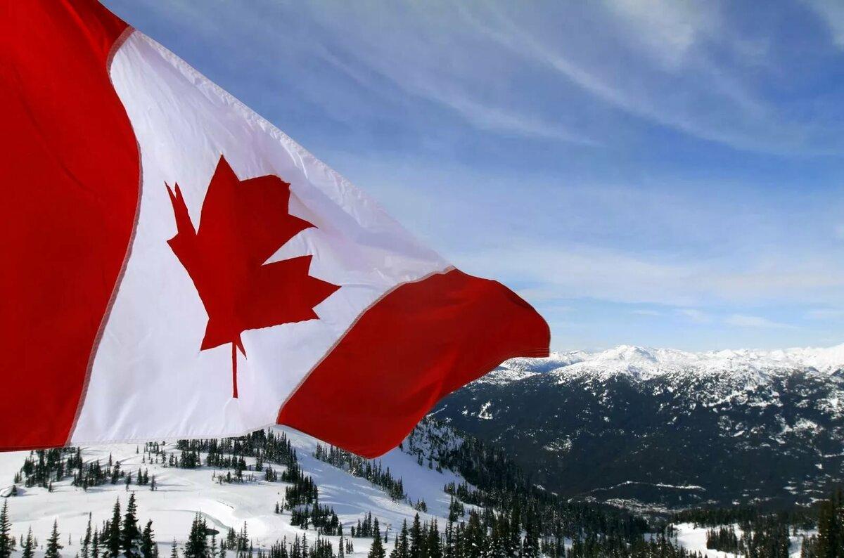 как канадский флаг фото жилеты
