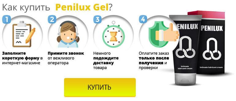 Penilux Gel - мужской крем в Черкассах