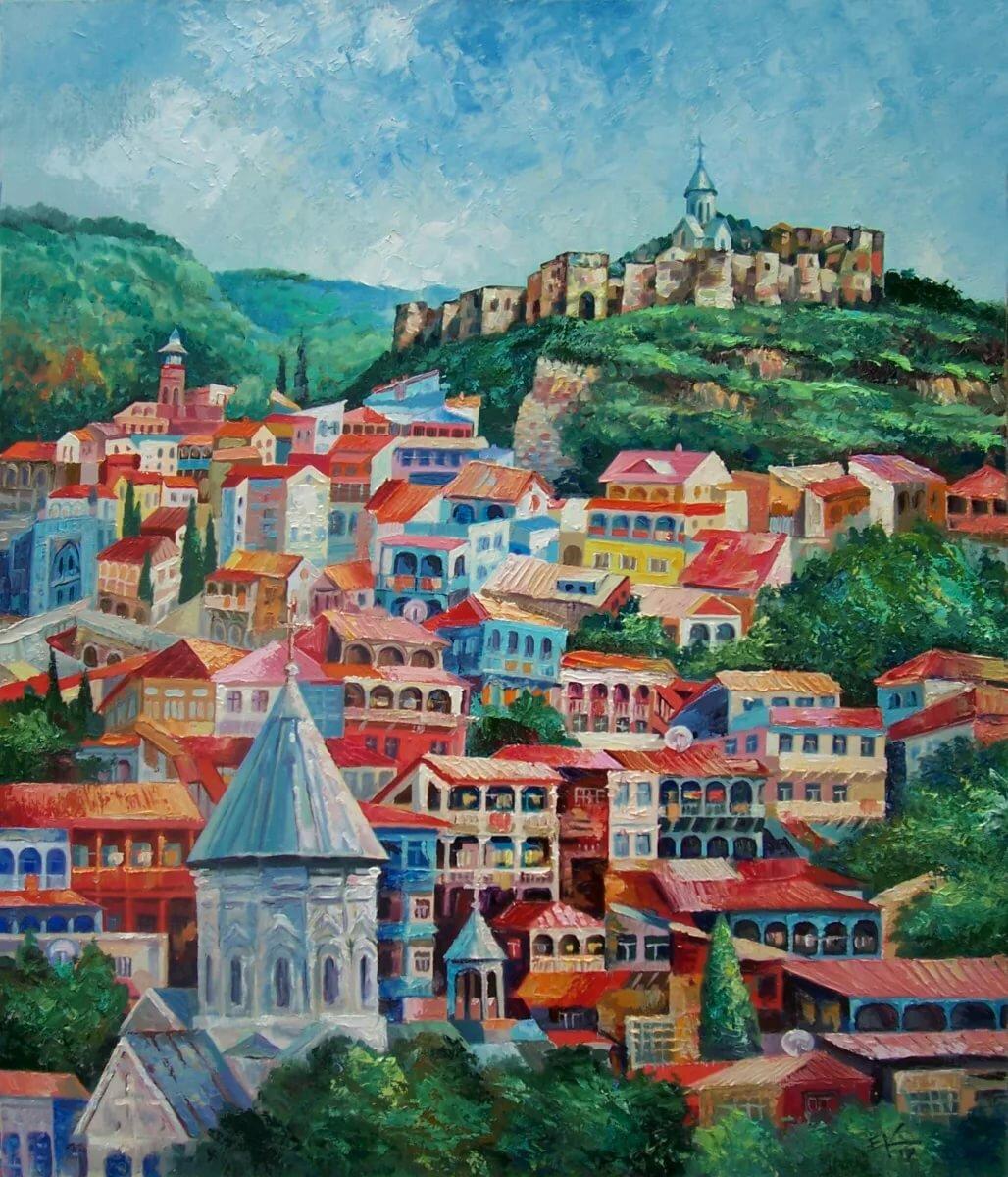 картинки кланов в тбилиси что возможно через