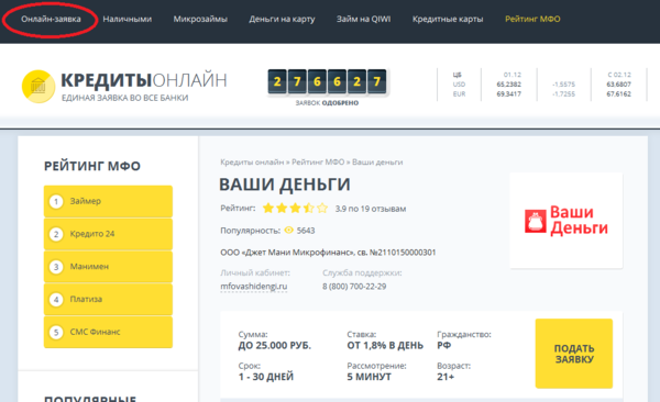 Волга кредит банк онлайн заявка онлайн кредит ипотека сбербанк