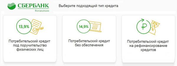 как получить потребительский кредит в сбербанке если есть зарплатная карта как настроить онлайн банк на телефоне