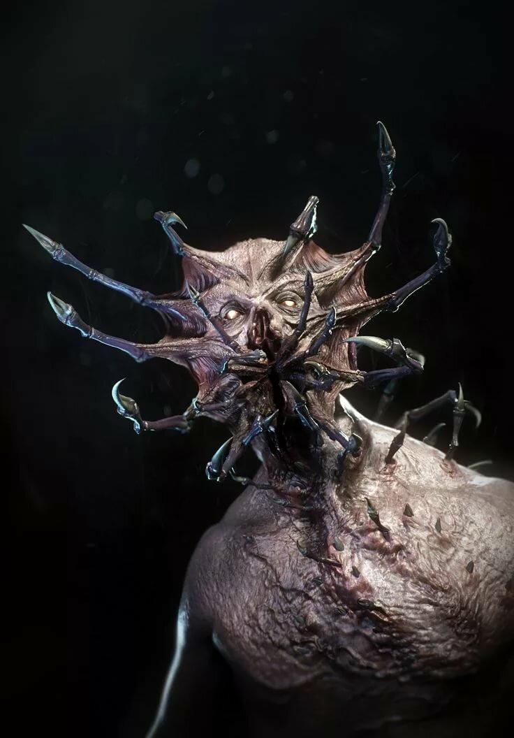 пауки мутанты картинки нас