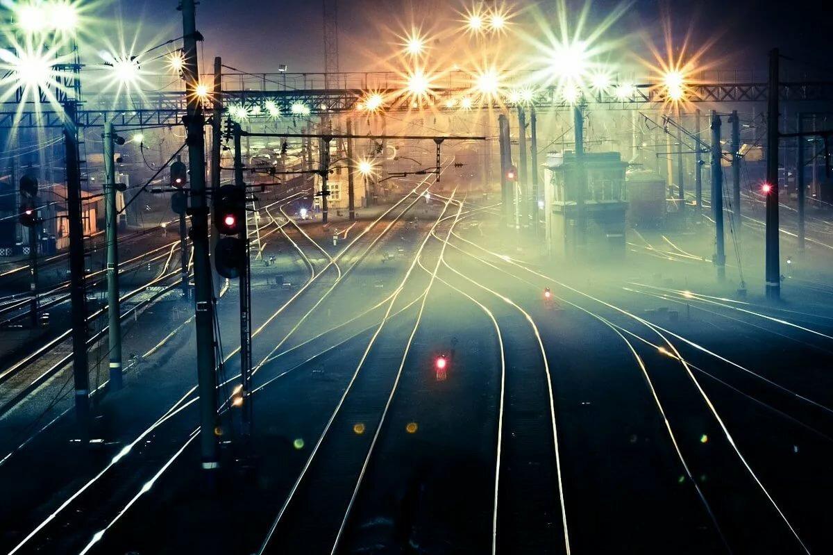 картинки железнодорожного движения является