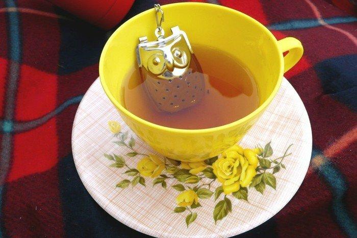 Прикольная картинка чай